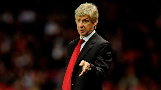 Wenger rounds on critics after win