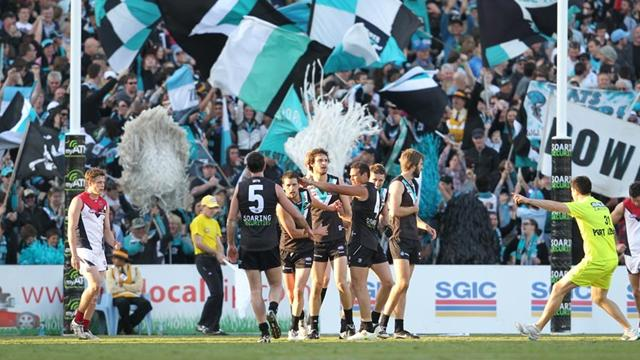 Port players lucky to avoid axe: coach