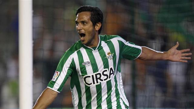 Betis go top  - Football - Liga