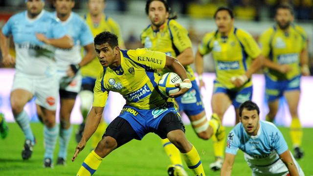 Clermont reste leader - Rugby - Top 14