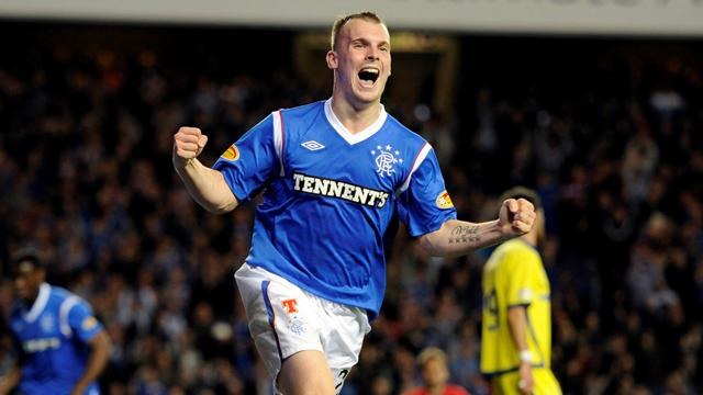 Rangers extend SPL lead with win