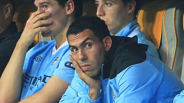 Agent: Tevez mistranslated - Football - Champions League