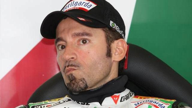 Biaggi quickest in Spain - Superbikes