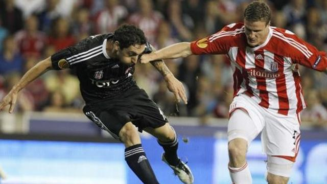 Stoke finish second - Football - Europa League