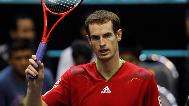 Murray into semi - Tennis - ATP Bangkok