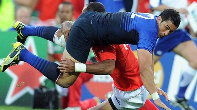 Inqualifiable ! - Rugby - Coupe du monde