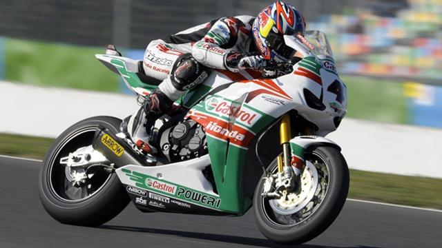 Rea paces Q1 in Australia - Superbikes