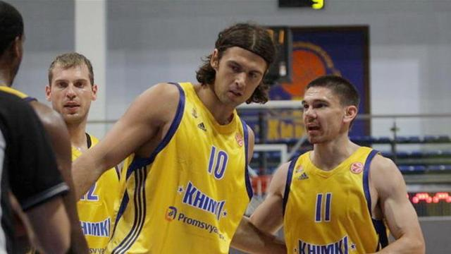 Khimki attend Valence - Basketball - Euro Cup