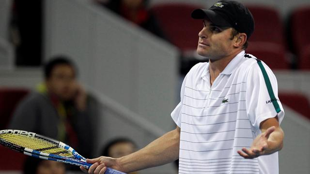 Roddick storms out - Tennis