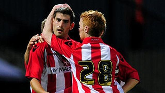 Blades leave it late - Football - FA Cup