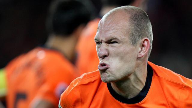 Robben has groin operation