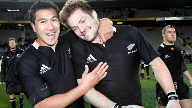 Muliaina wins 100th All Blacks cap