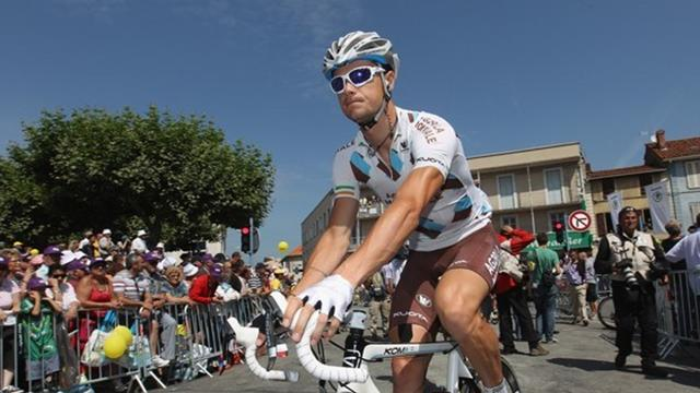 Roche and Peraud head AG2R - Cycling - Tour de France