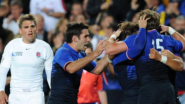 France end England's World Cup