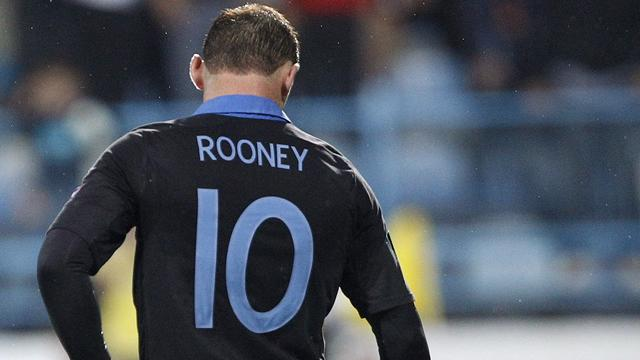 UEFA delay Rooney response - Football - Euro 2012 qual.