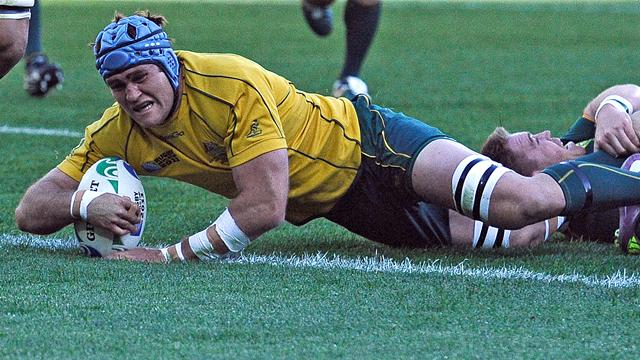 Wallaby Horwill set to sit out season after surgery