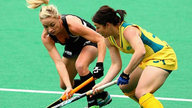 Kiwis win Oceania Cup over Hockeyroos
