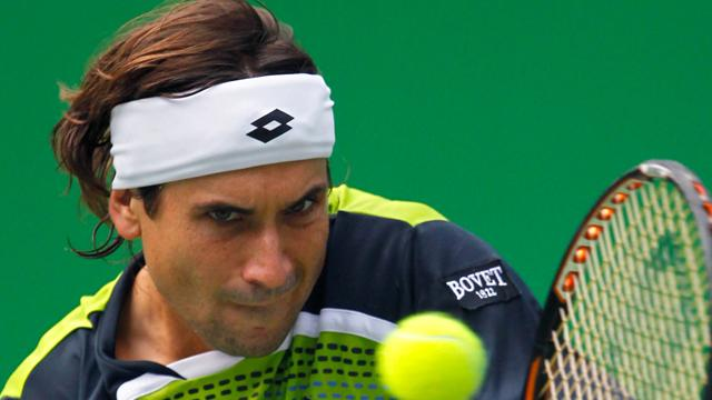Ferrer brushes aside Verdasco