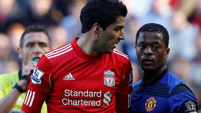 Suarez denies racism - Football - Premier League