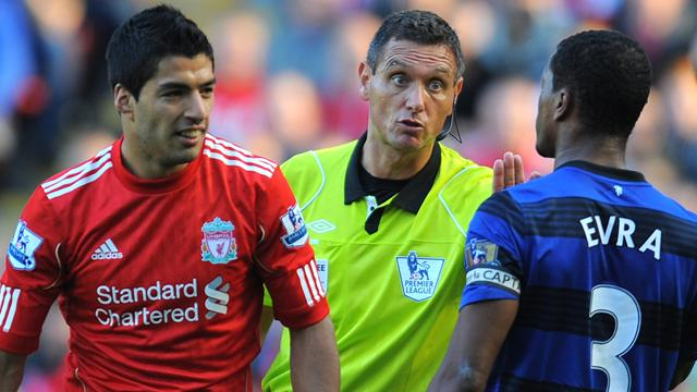 Suarez reopens racism row - Football - Premier League