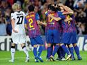 Barca wasteful but win