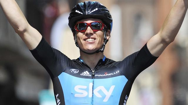 Swift claims second win - Cycling