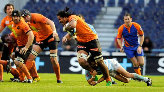 Narbonne tombe Aix, Oyonnax coleader