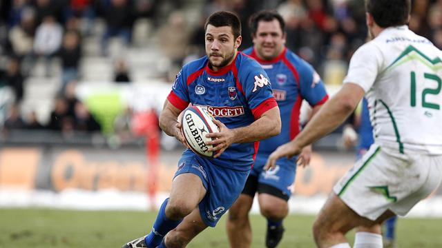 Grenoble reste au contact - Rugby - Pro D2