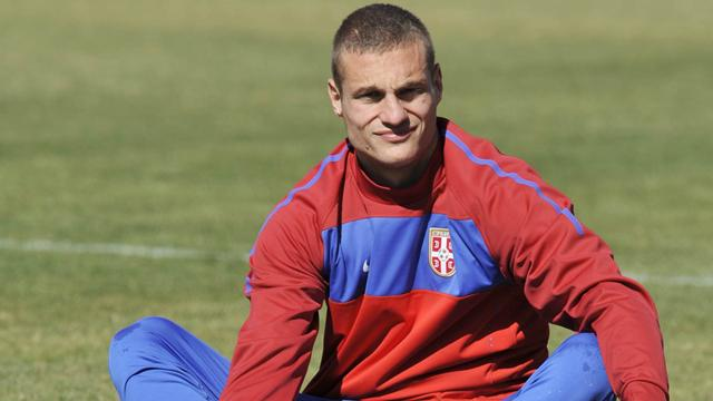 Vidic quits Serbia duty - Football - Euro 2012 qual.