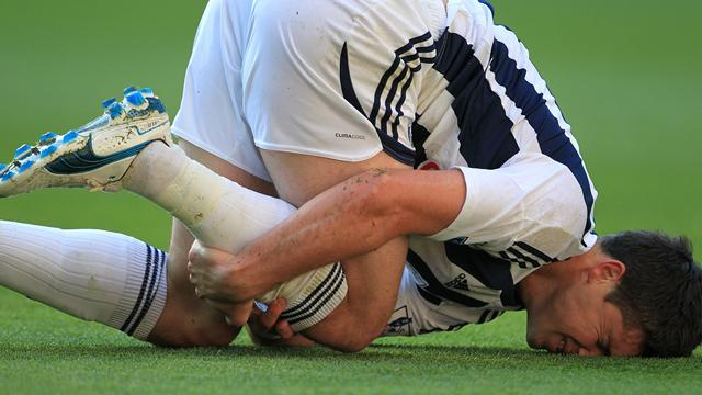 Long set to miss play-off - Football - Euro 2012 qual.