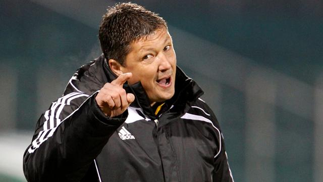 Penev set for Bulgaria job - Football - Euro 2012 qual.