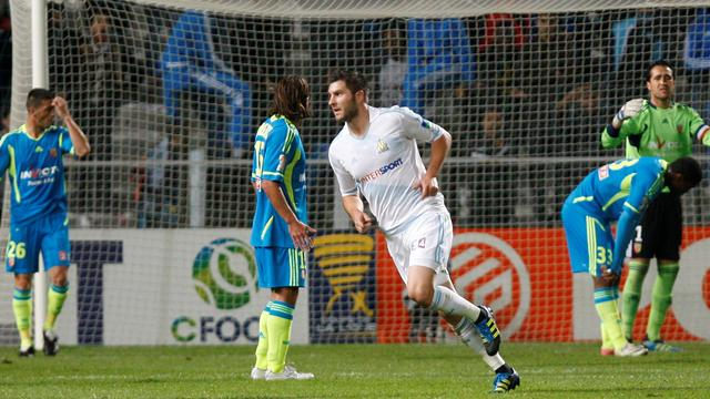 Marseille 4-0 Lens - Football - Ligue 1