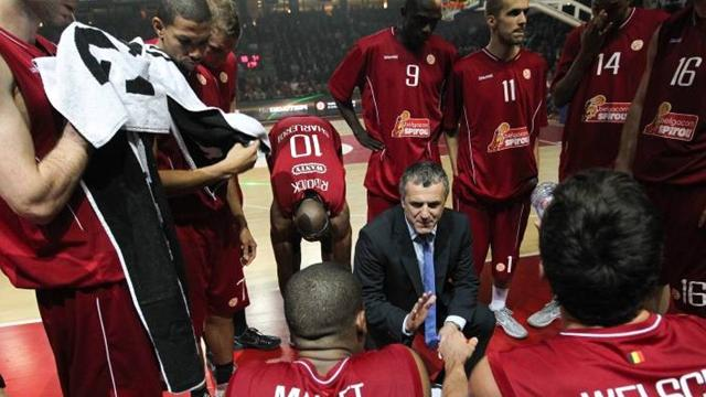 Spirou beat Anadolu  - Basketball - EuroLeague