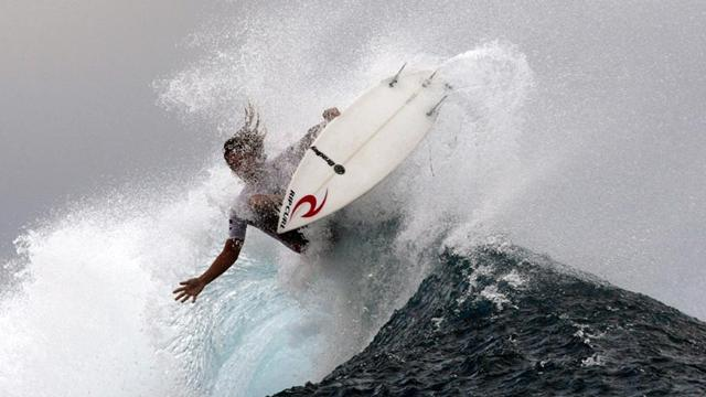 Wilkinson takes big win - Surfing