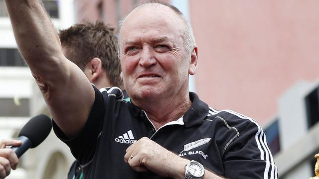 Graham Henry s'en va - Rugby - Test Match