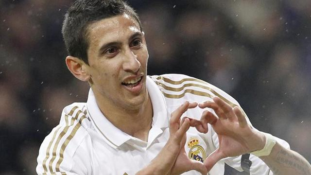 Team news: Di Maria available for Real