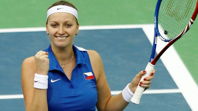 Russia and Czechs level - Tennis - Fed Cup