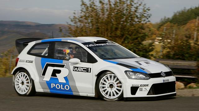 WRC Polo set for Italy - WRC