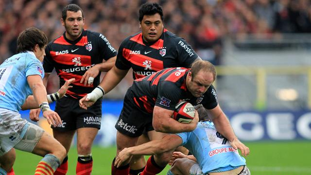 La force tranquille - Rugby - Top 14