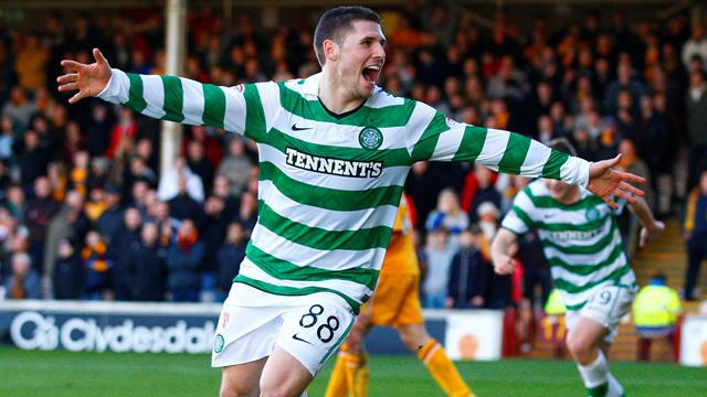 Celtic 3-1 Falkirk - Football - SPL