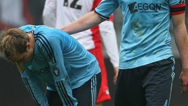 Ajax lose 10-goal thriller - Football - World Football