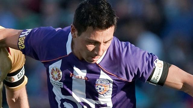 Jets re-sign Bridges - Football - A-League