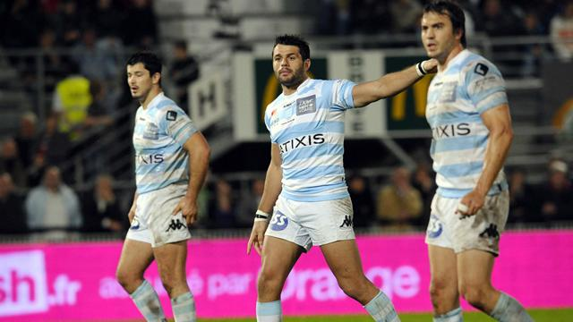 Voie royale pour le Racing - Rugby - Coupe d'Europe