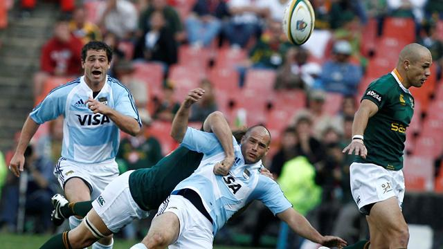Pumas to make 'Tri-Nations' debut in South Africa