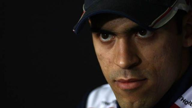 Maldonado penalised for collision