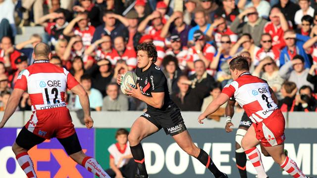 Toulouse a eu chaud - Rugby - Coupe d'Europe