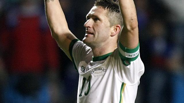 Keane puts Ireland over Galaxy