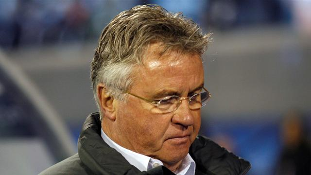Anzhi confirm Hiddink appointment