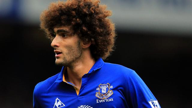 Fellaini open to Everton departure