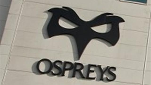 Ospreys secure win - Rugby
